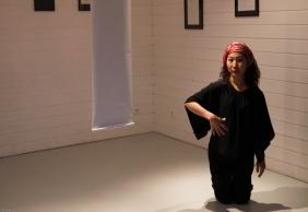 Erlina, le premier soir en répétition